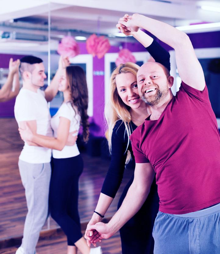 """Group dancing in club"" von JackF @photodune envato"