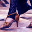 """Two tango dancers passion on the floor"" von stefanoventuri @photodune envato"